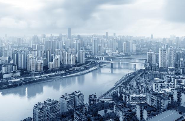 Paisaje de la ciudad de chongqing