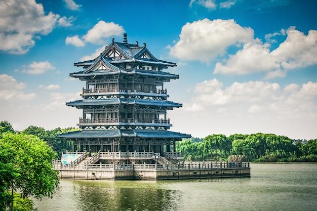 Paisaje en hangzhou