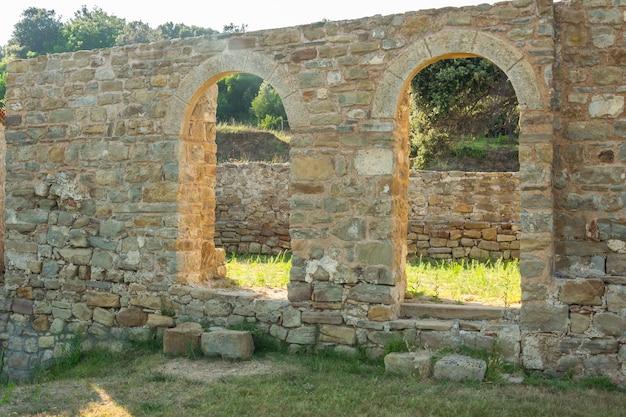 Paisaje de la iglesia de san antonio