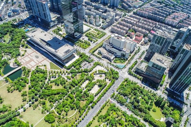 Paisaje urbano de wuxi