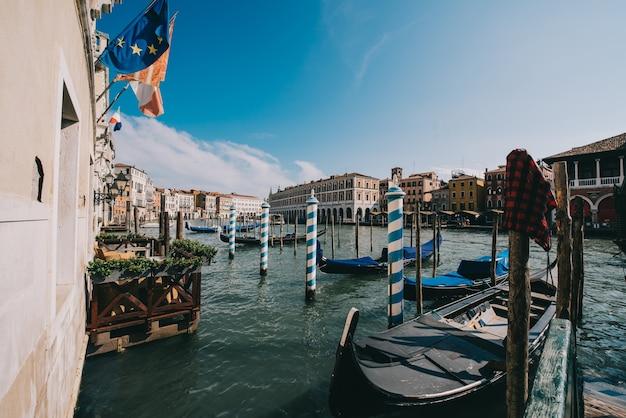 Paisaje de venecia