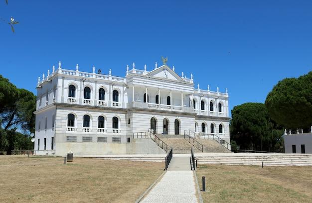 Palacio acebron en un parque nacional