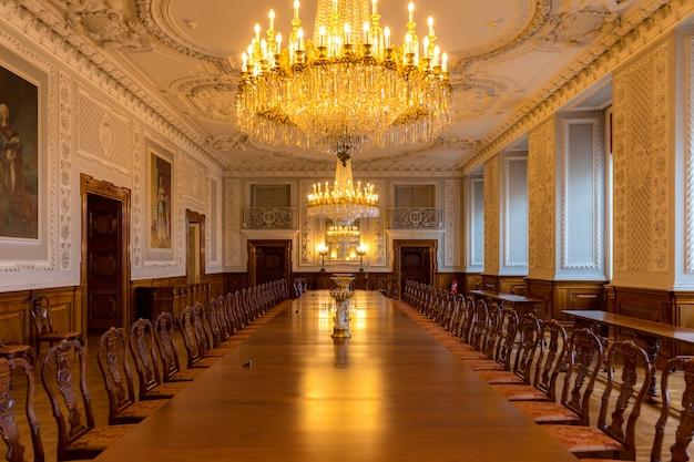 Palacio de christiansborg del parlamento