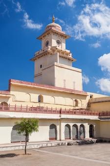 Palacio de la ciudad en jaipur
