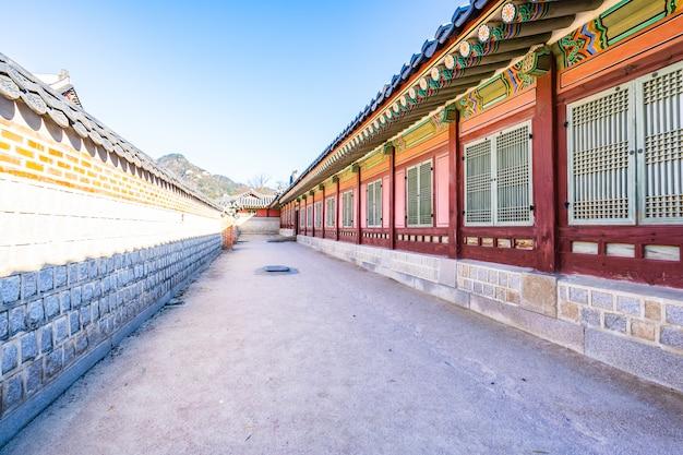 Palacio gyeongbokgung