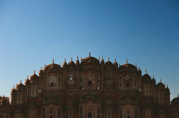 Palacio hawa mahal jaipur, india