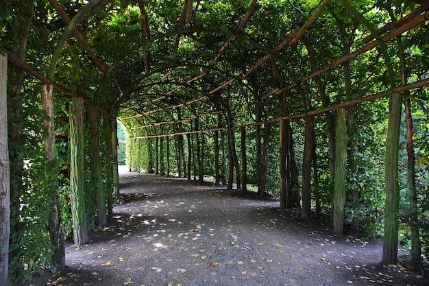 Palacio y parque de potsdam, alemania