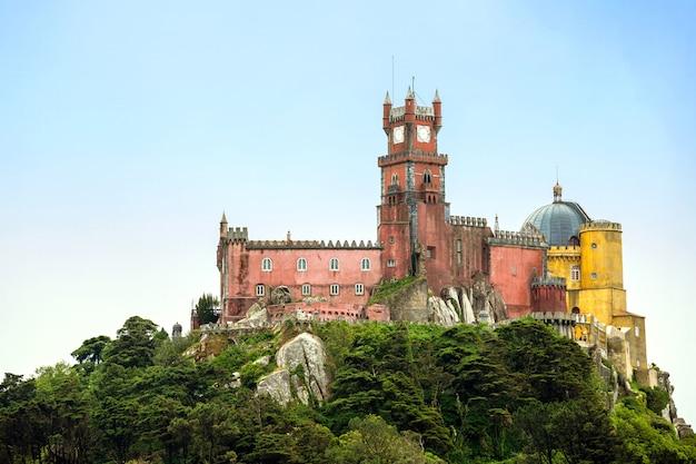 Palacio pena sintra portugal