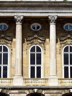Palacio real de budapest