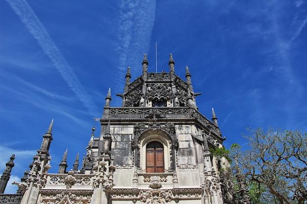 El palacio de sintra, portugal