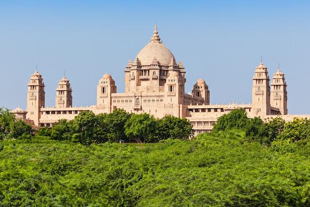 Palacio de umaid bhawan