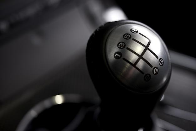 Palanca de transmisión manual