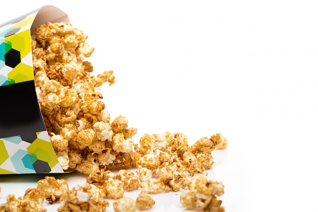 Palomitas de maíz deliciosas
