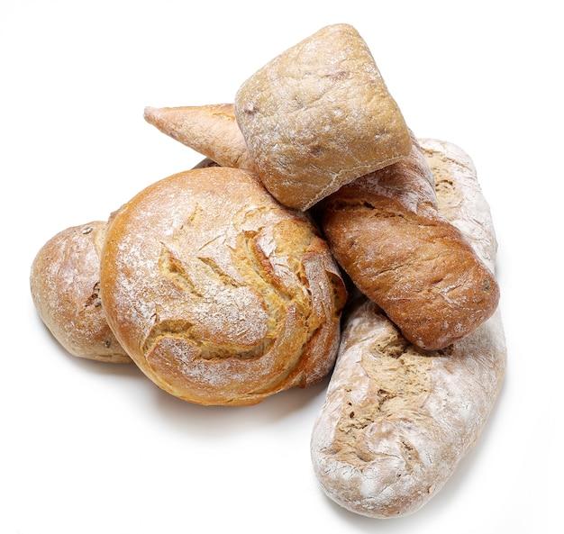 Pan en blanco