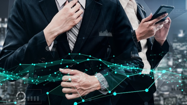 Panel de control empresarial conceptual para el análisis de datos financieros
