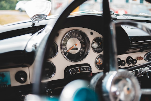 Panel de instrumentos del vehículo