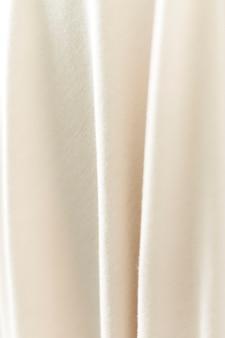 Paño de lujo de fondo blanco abstracto