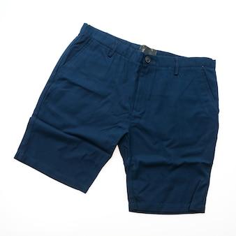 Pantalones cortos de los hombres ocasionales