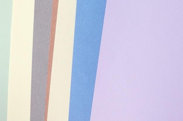El papel abstracto es fondo colorido, diseño creativo para el papel pintado en colores pastel