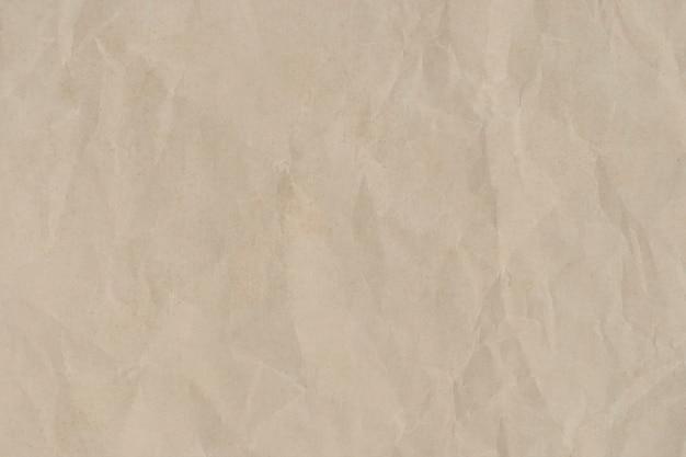Papel arrugado vintage con textura