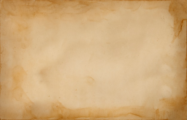 Papel de papiro marrón