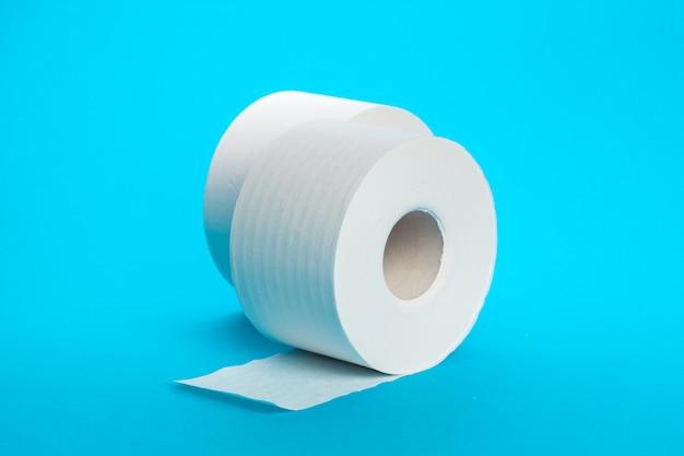 Papel higienico desenrollado