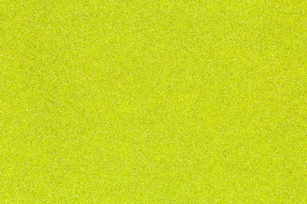Papel de lija con textura de color verde