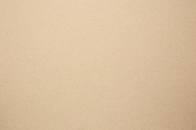 Papel marrón eco reciclado fondo de cartón de textura de hoja de kraft Foto Premium