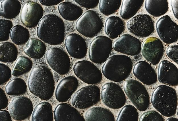 Papel pintado liso con patrón de roca