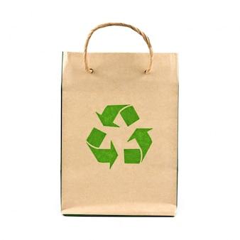 Paquete de venta del concepto del fondo de papel