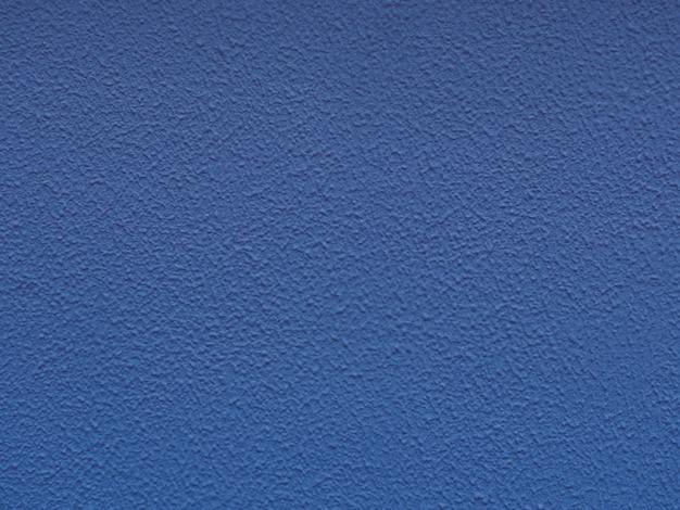 Pared azul con textura de techo de palomitas de maíz