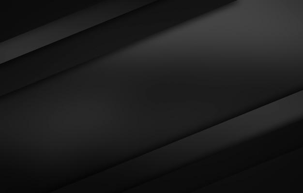 Una pared de espacio de copia de diseño de pizarra de plantilla de fondo oscuro abstracto