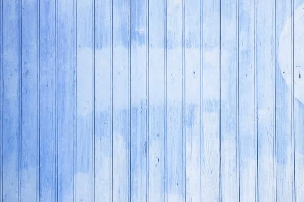 Pared de madera envejecida azul