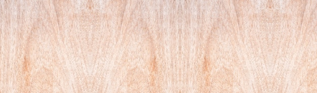 Pared de madera panorámica con fondo de textura de madera marrón vintage hermoso