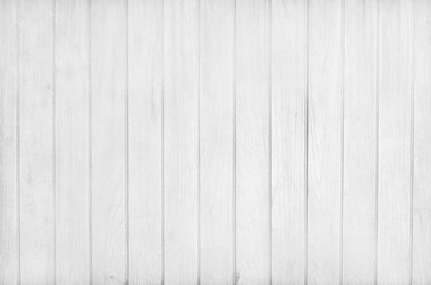 Pared de madera pintada vintage, textura de color gris blanco con el viejo patrón natural para el diseño de obras de arte.
