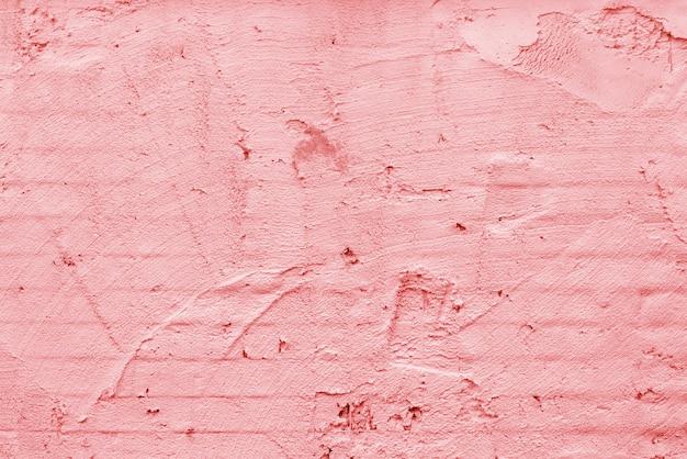 Pared rosa del edificio