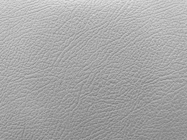 Pared de superficie de textura de cuero gris