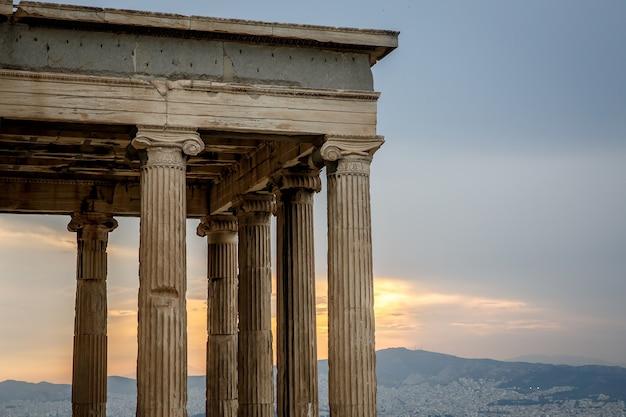 Pared vintage en estilo romano