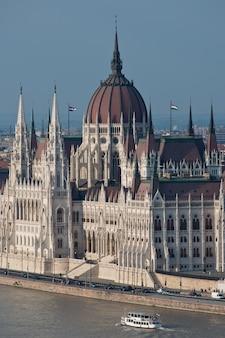 El parlamento de budapes