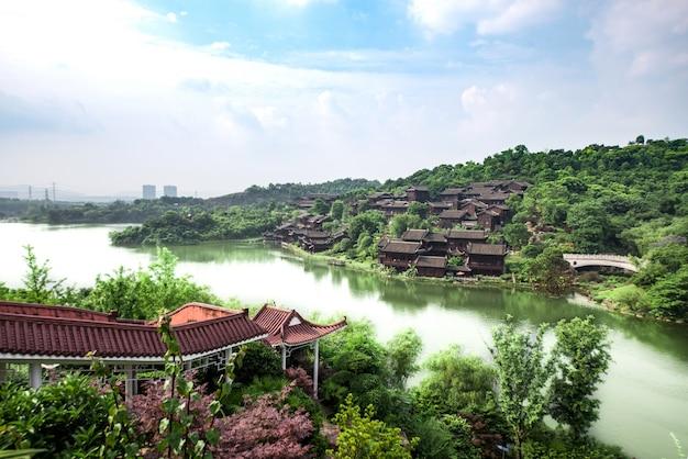 Parque jardín en chongqing