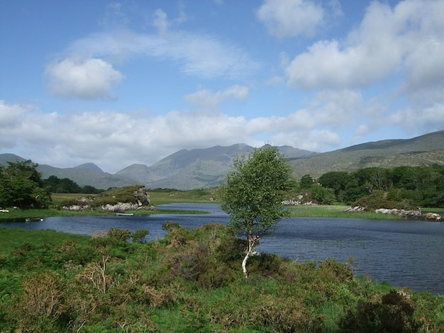 Parque nacional de killarney irlanda