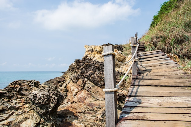 Parque nacional mar de khao laemya
