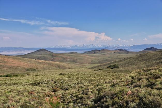 Parque nacional de yosemite en california, ee. uu.
