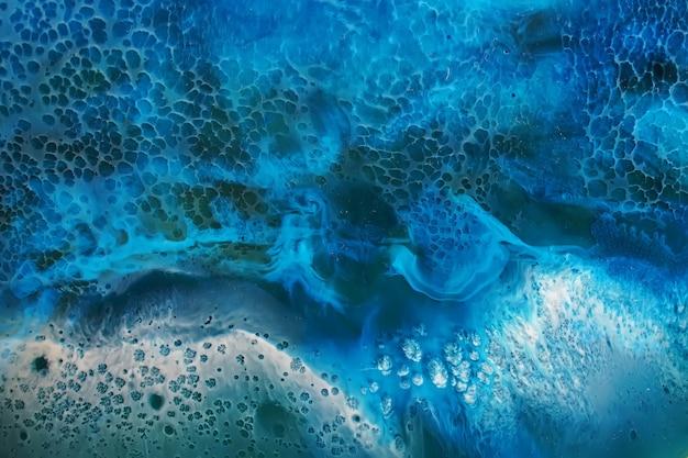 Parte del arte original de resina epoxi