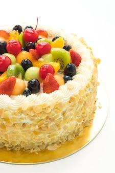 Pastel de frutas