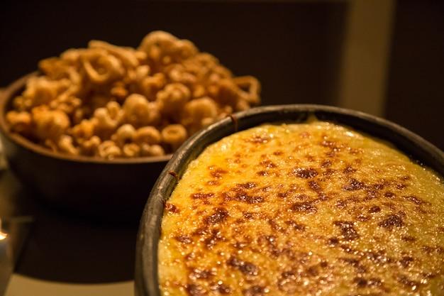 Pastel de pastor comida brasileña