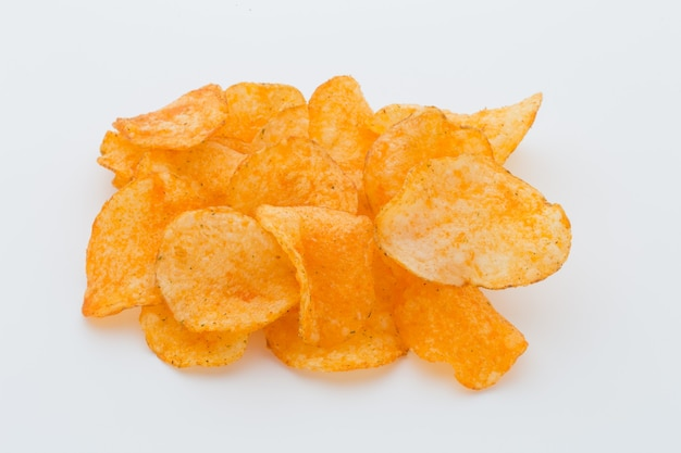 Patatas fritas con paprica.