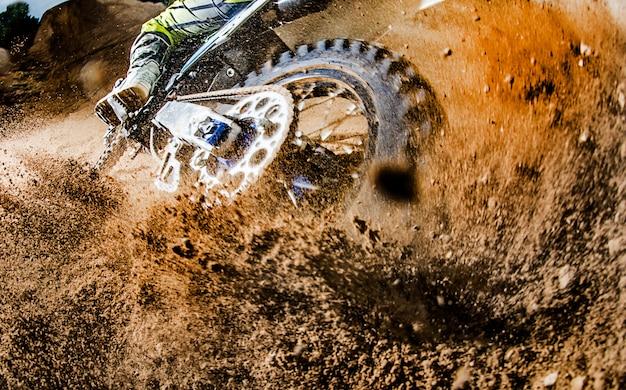 Patines de ruedas de motos