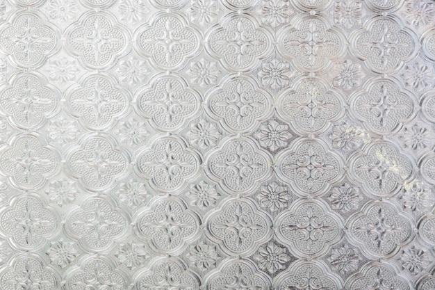 Patrón de diseño de vidrio