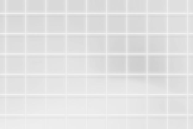 Patrón de línea de cuadrícula blanca sobre un fondo gris